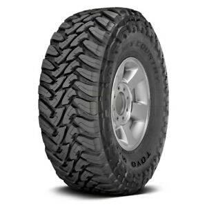 Toyo Set Of 4 Tires Lt265 70r17 P Open Country M T All Terrain Off Road Mud