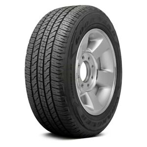 Goodyear Tire 245 65r17 T Wrangler Fortitude Ht All Terrain Off Road Mud
