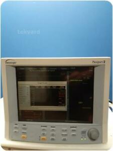 Datascope Passport 2 0998 uc 0170 0014a Multi parameter Patient Monitor 258292