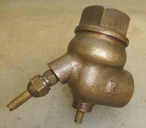3 4 No Name Brass Carburator Or Fuel Mixer For Old Gas Hit Miss Engine New