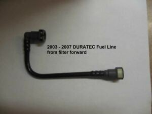 Ford Focus Duratec 03 04 05 06 07 Fuel Gas Filter Line Hose Quick Connect
