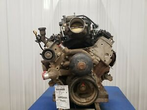 2009 Chevy Silverado 1500 4 8 Engine Motor Assembly 210 434 Miles No Core Charge