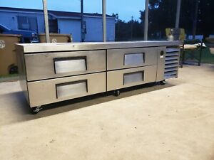 True Manufacturing Co Inc Trcb 79 Refrigerated Chef Bases Used