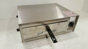 Pizza Pal Commercial Grade Electric Oven By Wisco Industries 412