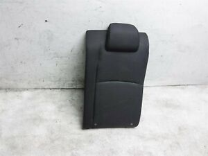 2019 Honda Civic Si Coupe Rear Driver Left Upper Seat Portion 82121 tbg a41zh