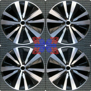 Nissan Altima Replica Machined 19 Oem Wheel Set 2019 To 2020
