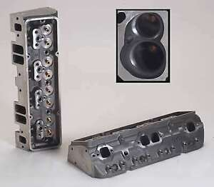 Dart 10310010p Iron Eagle Cylinder Head 200 Cc Intake Fits Small Block Chevy