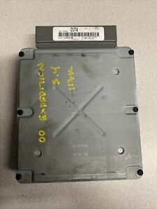 2000 Ford Expedition 5 4l Engine Computer Ecm Ecu Yl1f 12a650 be Zut4