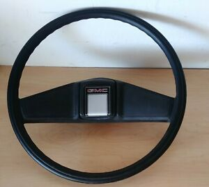 73 87 Gmc Original Gm Truck Jimmy Steering Wheel Nice