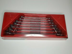 Snap On Tools 7pc Long Flank Drive Plus Combo Wrench Set Soexl707b