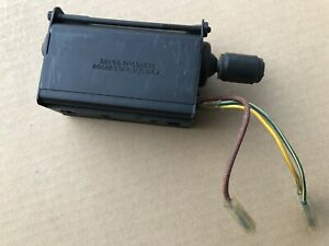 60 72 6 way Power Bench Seat Motor Gm Tested Buick Olds Pontiac Chevy Caddy