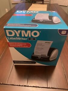 Dymo Labelwriter 4xl Thermal Label Printer Black