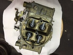 Holley 4 Bbl 9776 450cfm Carb