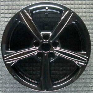 Ford Fusion Black 18 Inch Oem Wheel 2015 To 2016