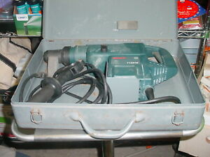 Nice Bosch 11227e 1 1 2 Inch Sds Max Rotary Hammer Drill Tested