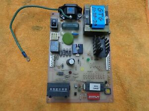 American Changer 1st Generation Meter Board Ac1001 Type 110 Volt Pulse System