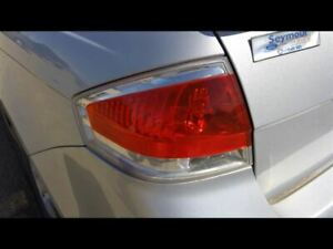 Driver Tail Light Sedan Bright Chrome Trim Fits 08 11 Focus 278165