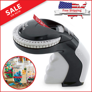 Dymo Embossing Label Maker With 3 Dymo Label Tapes Organizer Xpress Pro Label