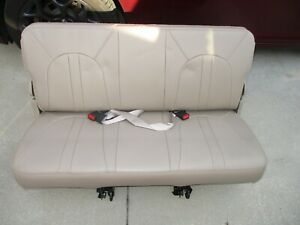1998 2002 Ford Expedition 3rd Row Rear Seat 2001 Eddie Bauer Nice
