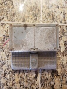 Cutler Hammer Double Foot Switch