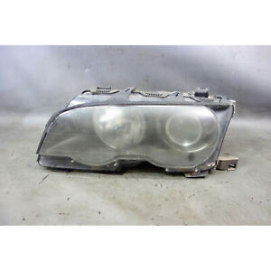 Damaged 2002 2006 Bmw E46 M3 Left Bi Xenon Factory Headlight Lamp W Broken Tab
