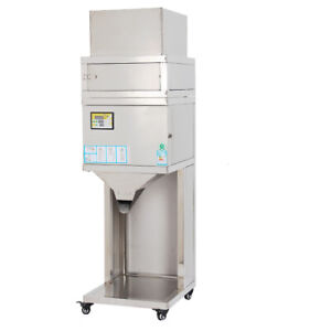 110v Powder Filling Machine Filler Automatic Weighing And Filling 100 5000g