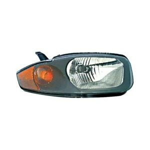 For Chevy Cavalier 03 05 Replace Gm2503221v Passenger Side Replacement Headlight