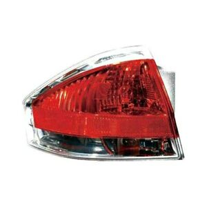 For Ford Focus 2008 2011 Replace Fo2800215c Driver Side Replacement Tail Light