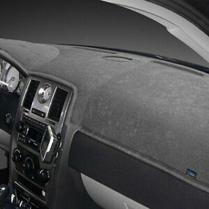 For Toyota Tacoma 05 15 Dash Topper Brushed Suede Charcoal Dash Cover