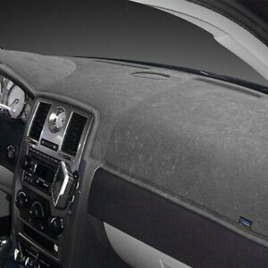For Toyota Tacoma 16 20 Dash Topper Brushed Suede Charcoal Dash Cover