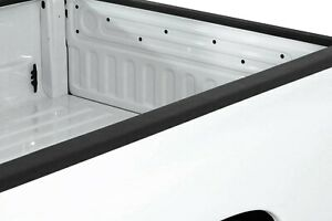 For Ford Ranger 1993 2011 Westin 72 40621 Smooth Black Side Bed Caps