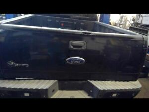 Trunk Hatch Tailgate With Tailgate Step Fits 08 12 Ford F250sd Pickup 329237