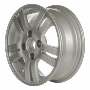 Wheel For 2006 2008 Suzuki Forenza 15x6 Silver Refinished 15 Inch Rim