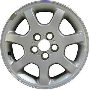 Wheel For 2004 2005 Dodge Neon 15x6 Chrome Refinished 15 Inch Rim