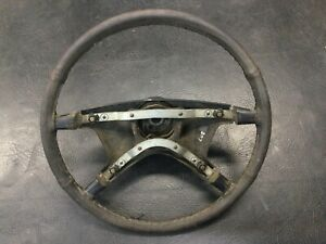 Vw Aircooled Super Beetle Steering Wheel 70 71 Big Spline 45