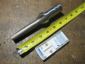 Seco Sd504 0812 325 1000r7 3xd 13 16 Indexable Drill 10 New Spgx 0602 c1 T400d
