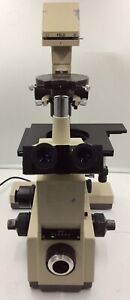 Olympus Imt 2 Phase Contrast Inverted Microscope