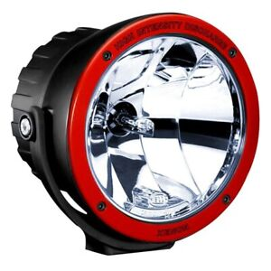 Rallye 4000 Lighti Series Compact Ece 6 7 35w Round Black Red Housing Driving
