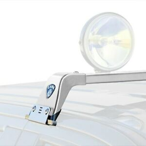 Carr 210702 M Profile Series Polished Roof Light Bar For Up To 56 Lights