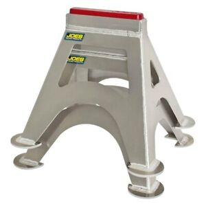 Joes Racing 2 piece 1 2 Ton Jack Stand Set