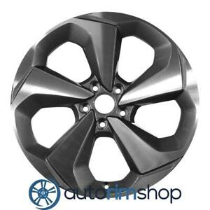 New 19 Replacement Rim For Honda Accord 2018 2020 Wheel Machined With Grey