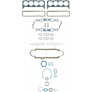 Fel Pro Engine Gasket Set Full Small Block Chevy Kit Bse2601045