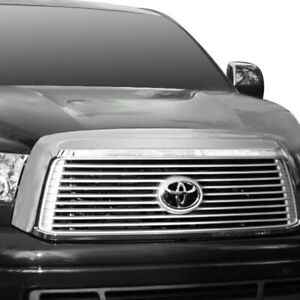 For Toyota Tundra 2007 2009 Saa 1 Pc Polished Top Panel Grille Filler
