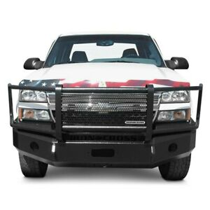 For Chevy Silverado 3500 Classic 07 Bumper Heavy Duty Series Full Width Textured