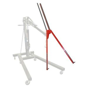 Auto Dolly Hood Picker Attachment For Engine Hoist