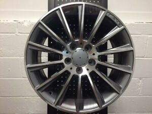 17 Amg C400 Rims Wheels Fits Mercedes Benz Slk Slk320 Slk350 Slk500