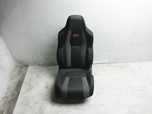 2017 2018 2019 Honda Civic Si Coupe Front Passenger Right Seat Without Srs
