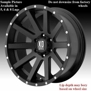 Wheels Rims 20 Inch For 2013 2014 2015 2016 2017 2018 2019 Frontier 2119