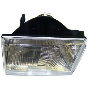 Headlight Driving Head Light Headlamp Driver Left Side Lh Sealed Beam For Jeep
