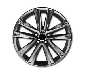 19 Gunmetal F Sport Rims Wheels Fits Lexus Is250 Is300 Is350 Is Awd Fsport